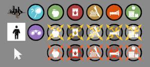 3xA icons
