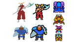 Player and Enemy Concepts + Sprites