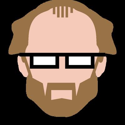 Graphic Self Portrait