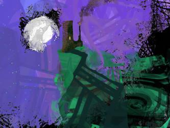 Nightpost by Shalune31
