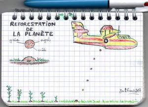 Planetary reForestry