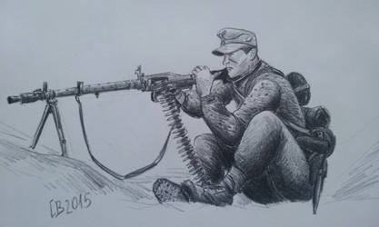 MG34 by sergey72