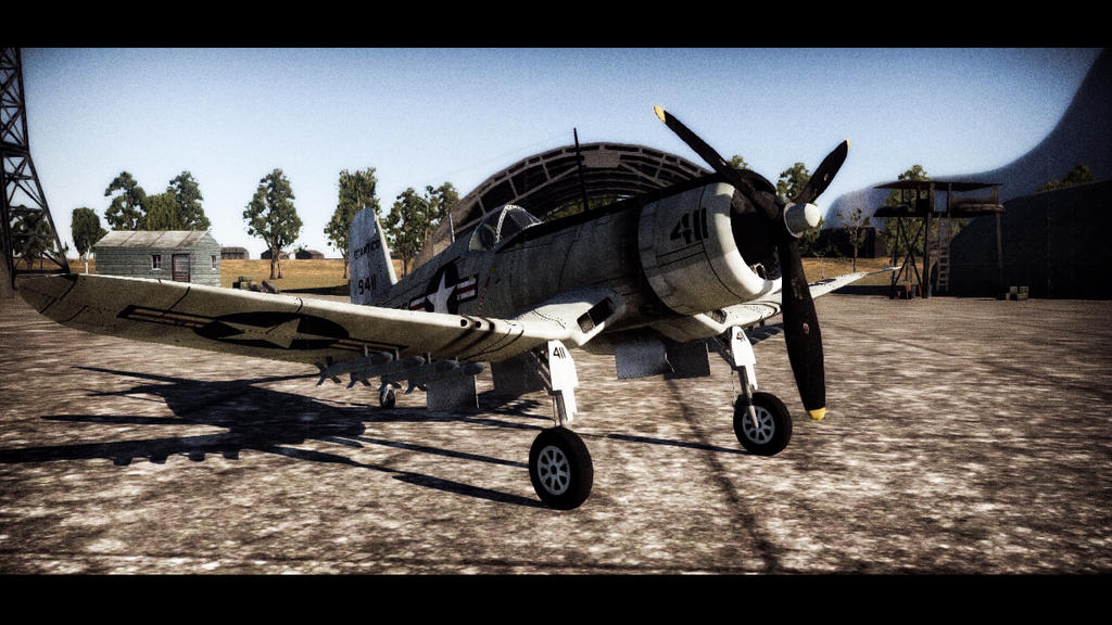War Thunder Au1