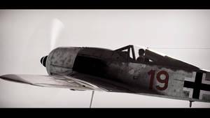 Focke-Wulf Fw 190A-8 Ernst Schroder 5./JG 300 by SgtMikeLawson
