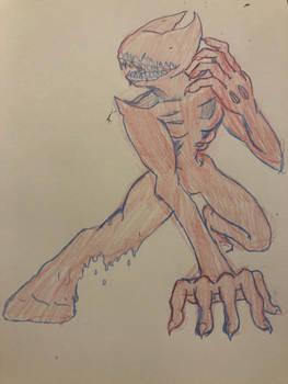 Bendy sketch