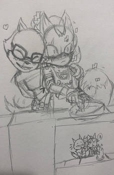 Infinite X Gadget sketch