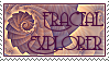 Fractal Explorer Stamp by Roaguewolf