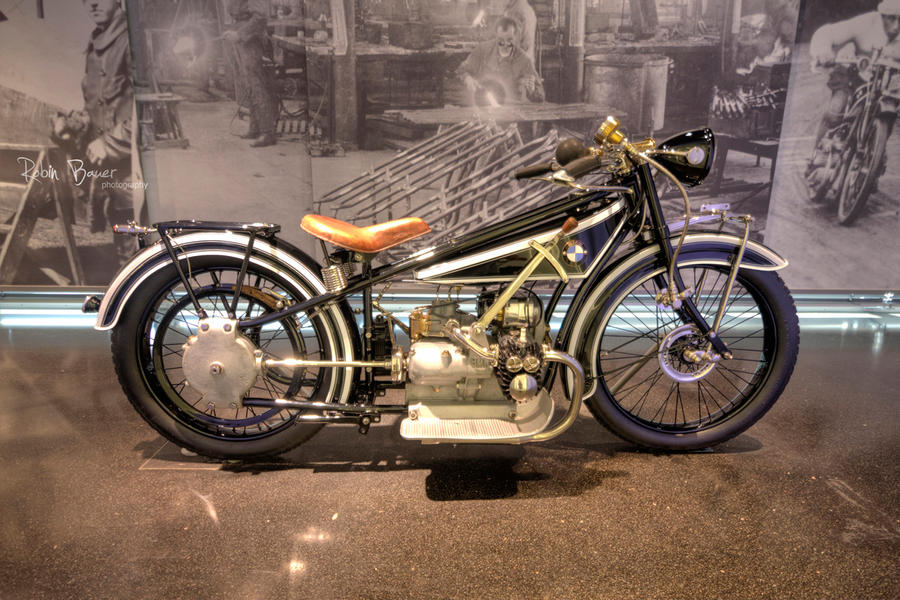 A Old BMW Bike by clionen77 on DeviantArt