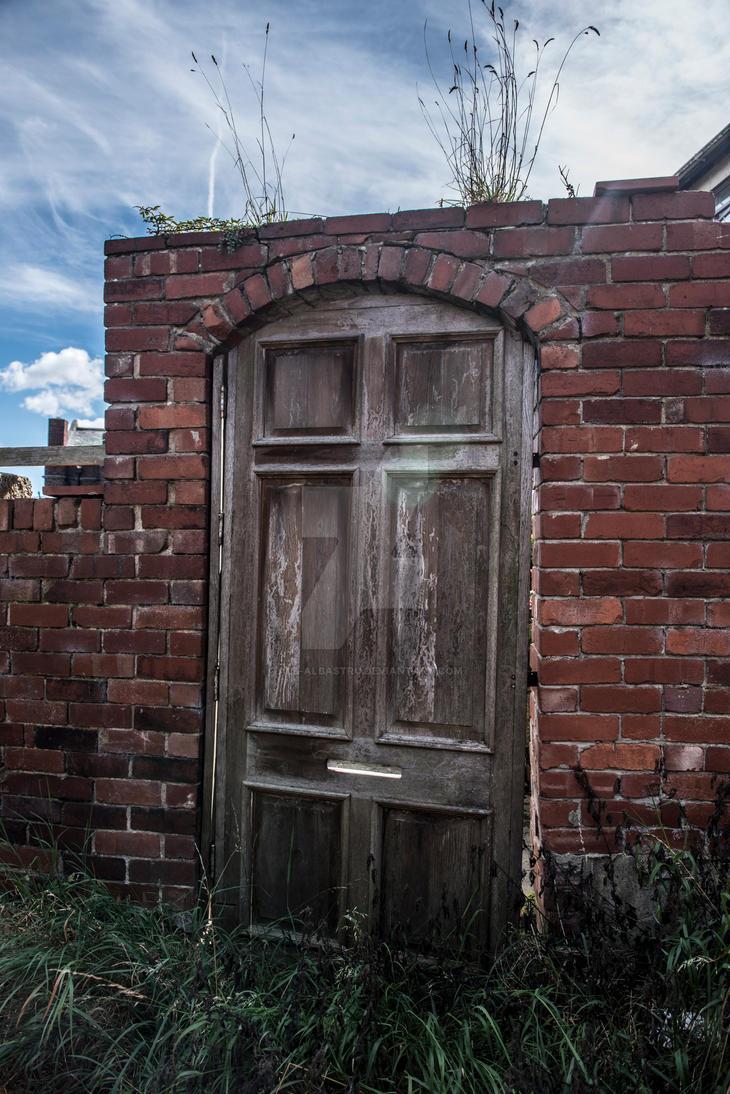 Door to nowhere by alb-albastru