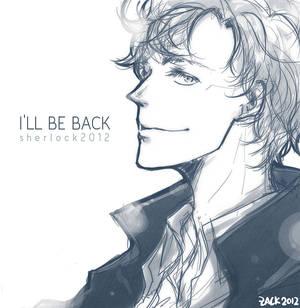 Sherlock | I will be back.