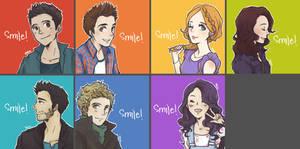 Teen Wolf - Smile!
