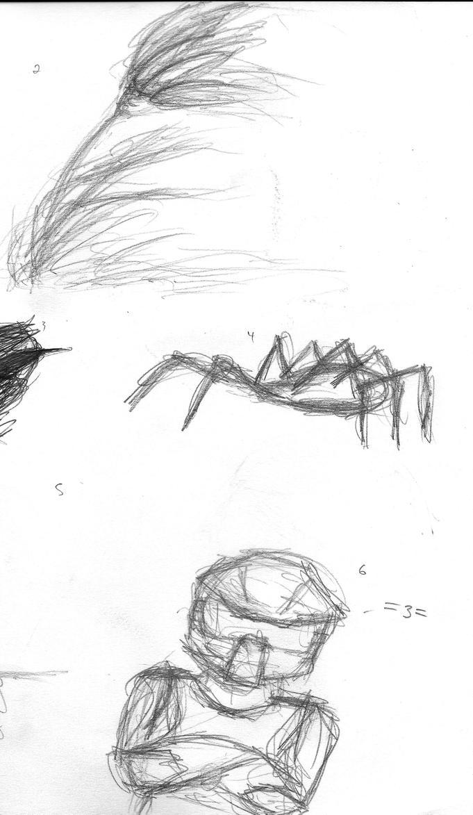 Sketch Dump - 1.2 by Darkmyrr