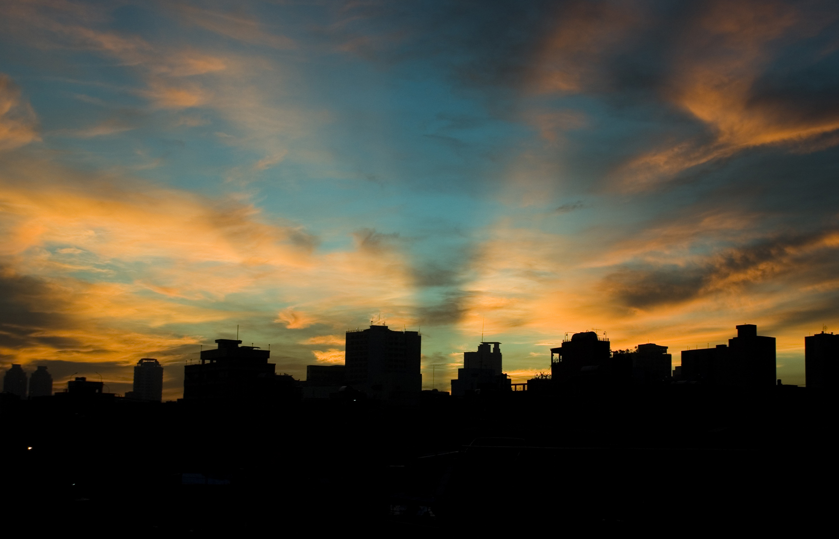 manila sunrise 2 by howlingtothemoon You can comment with funny, naughty, sexy fantasy lines but please do not ...