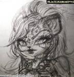 Charlotte The Jaguar - My Original Character -