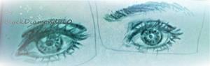 Practice drawing EYES