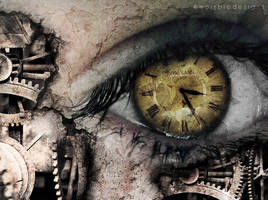 clockwork eye. by merrbie