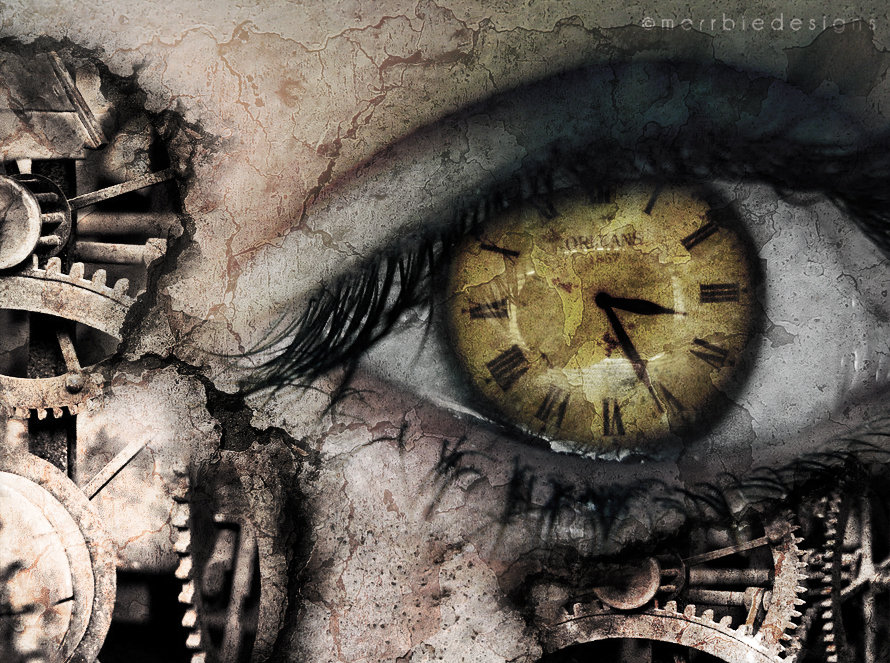 steampunk wallpaper eye - photo #12