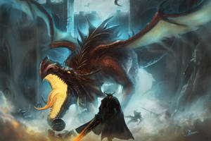 Dragon Knight by lovetina0726