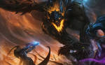 League of Legends-The Dragon Hunt
