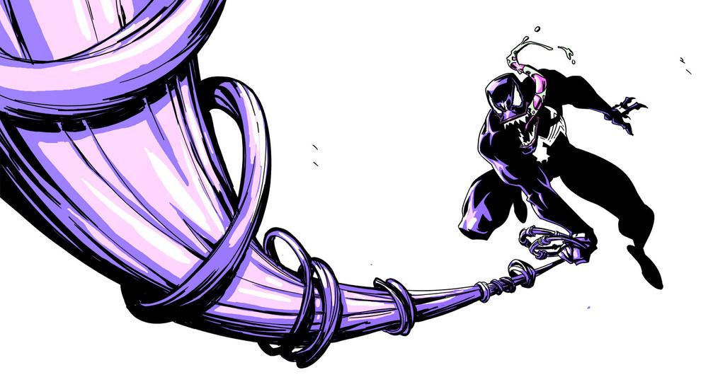 Venom by BrandonPalas