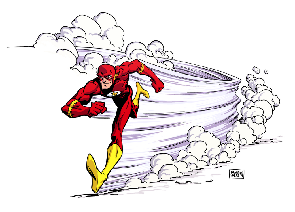 The Flash by BrandonPalas