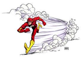 The Flash by BrandonPalas