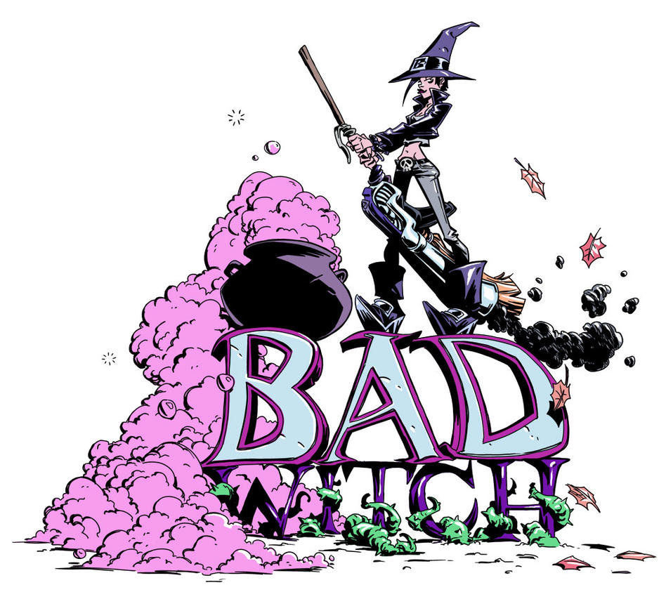 Bad Witch by BrandonPalas
