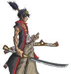 Steampunk Musashi