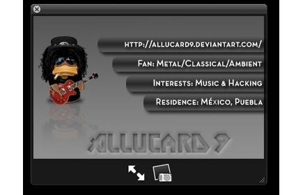 Allucard9 by Allucard9