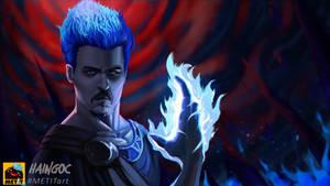 Johnny Depp as Hades (Hercules)