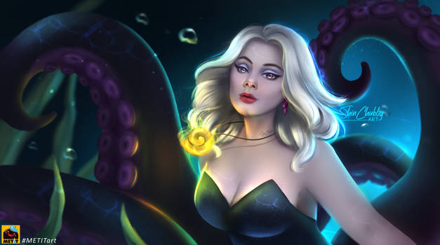 Adele as Ursula - ShinChubby