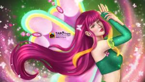 Winx Club - Roxy by Taro Tram