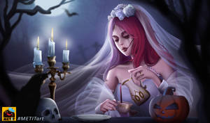 Corpse Bride by Amichan