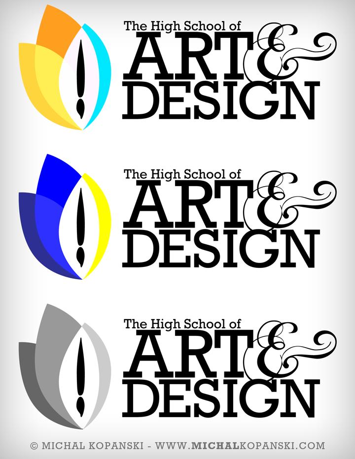 Hs Of Art And Design : Hs of art and design logo by michalkopanski on deviantart