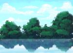 Lake view practice
