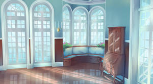 Free Background: Victorian House
