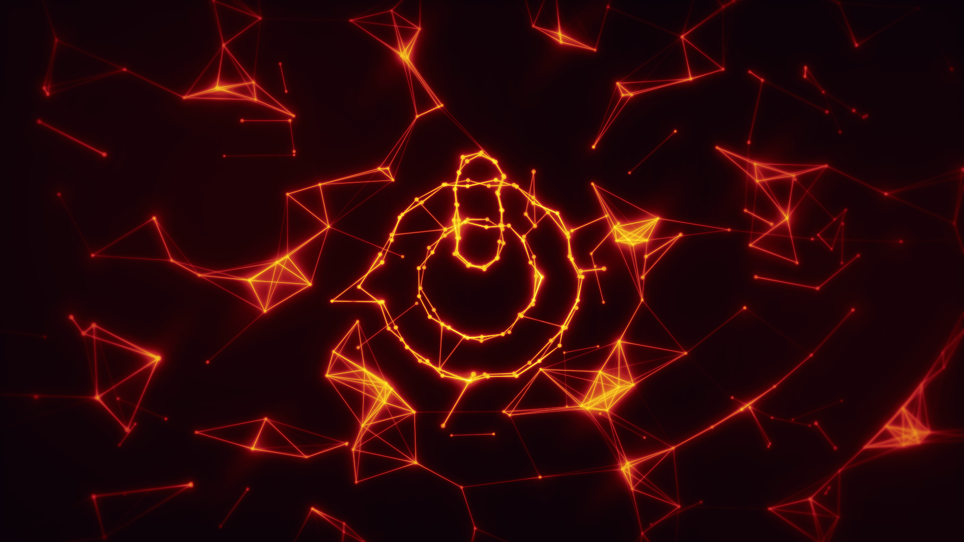 Wireframe Wallpaper Gallery