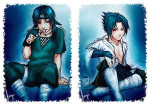 Naruto - Itachi.Sasuke.Alone.
