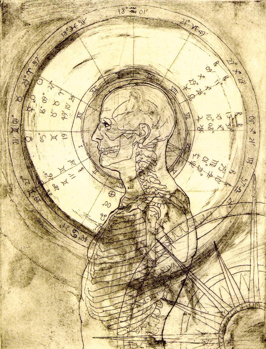 Aquatint - geography of death? by Kagaya