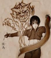 Naruto - Sai by Kagaya