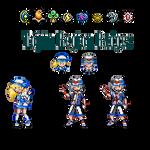 Tojiin Custom Sprites by KuroBlanc