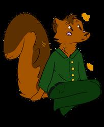 Squirrel   FAC by WastingEnergy