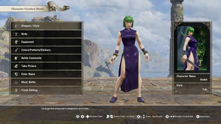 Snake (Soulcalibur VI)