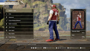 Terry Bogard (Soulcalibur VI) by SkunkStarlight