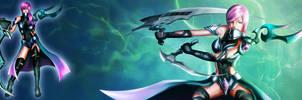 FFXIII - Lightning Returns // Evil Angel