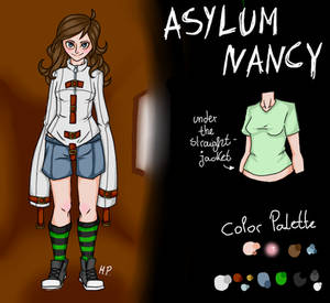 Some Facts about Asylum Nancy by MikuParanormal on DeviantArt