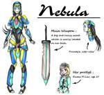 :TfP OC: Nebula