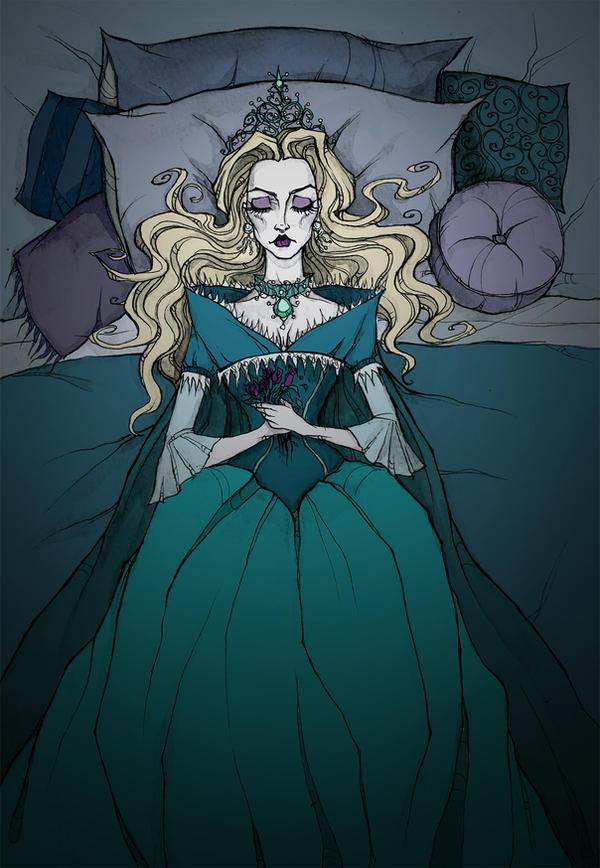 Sleeping Beauty By Tallytodd On Deviantart