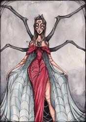 Spider Lady