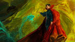 Doctor Strange Concept Art Master Study by RRoehrig35